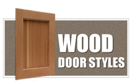 Wood Door Styles